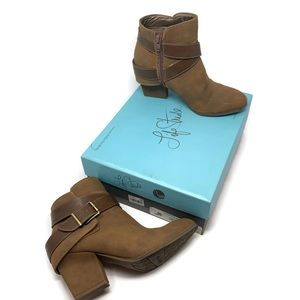 Life Stride ankle booties